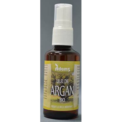 Adams ULEI DE ARGAN BIO 50ML