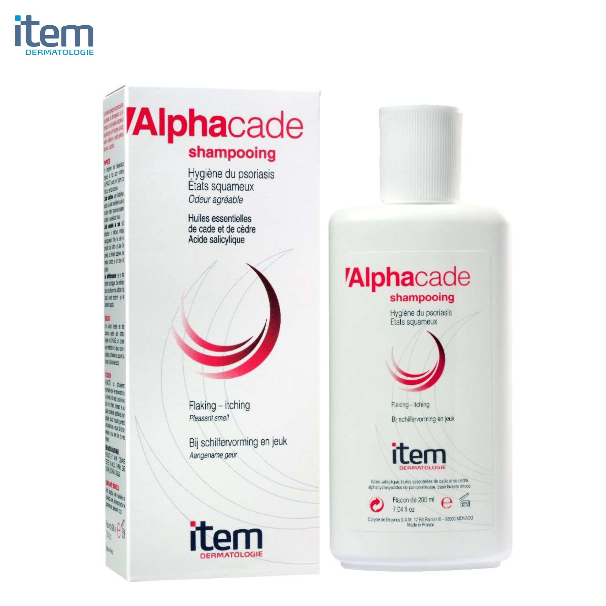 Item Alphacade Sampon PSO 200ml