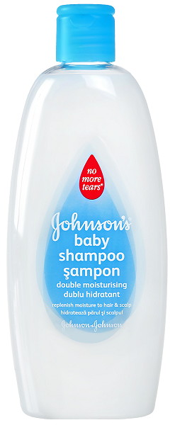 Johnson's Baby Sampon dubla hidratare 500ml