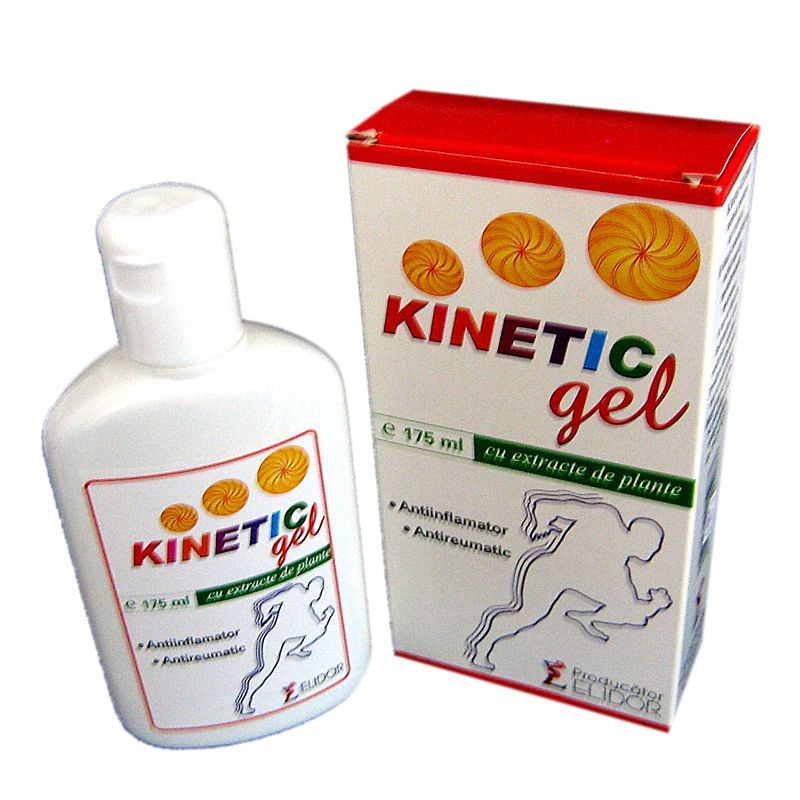 Kinetic gel 175ml
