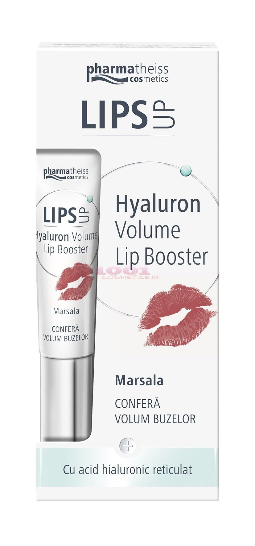 Lips Up Marsala cu acid hialuronic 7ml