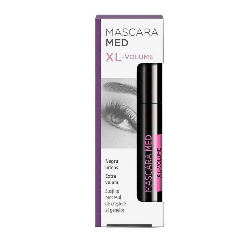 Mascara Med XL Volume 6ml