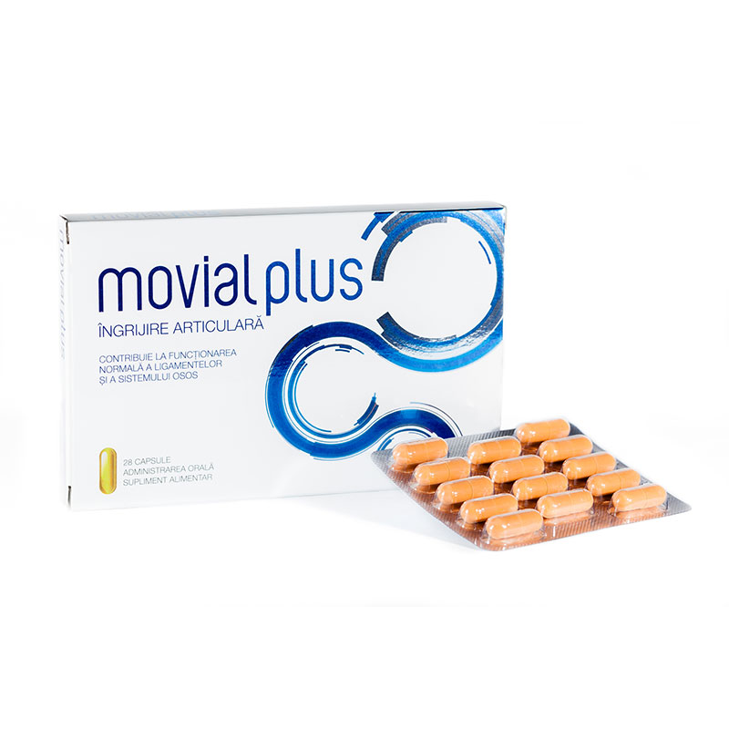 Movial Plus 28 capsule