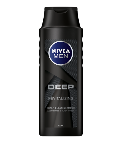 Nivea Men Deep Revitalizing Sampon 400ml