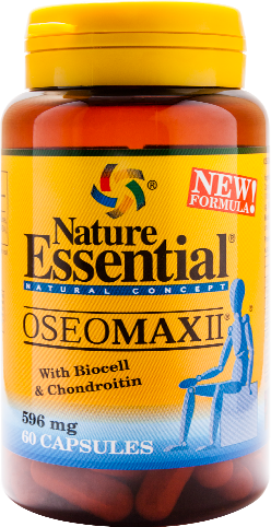 NATURE ESSENTIAL Oseomax II capsule