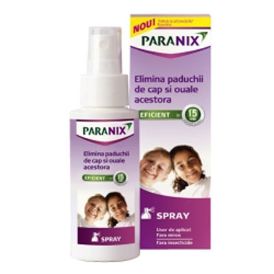 Spray antiparazitar Paranix 100ml
