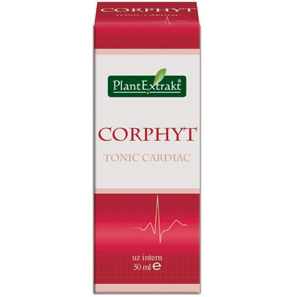 PlantExtract Corphyt tonic cardiac 50 ml
