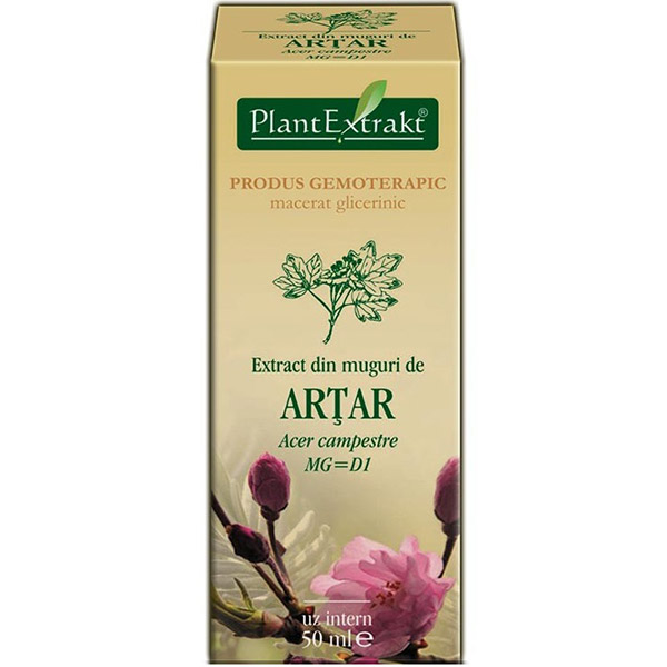 PlantExtrakt Extract artar 50 ml