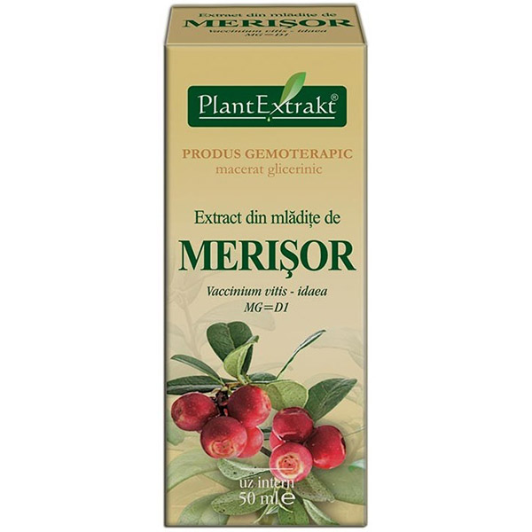 PlantExtract Extract merisor 50 ml