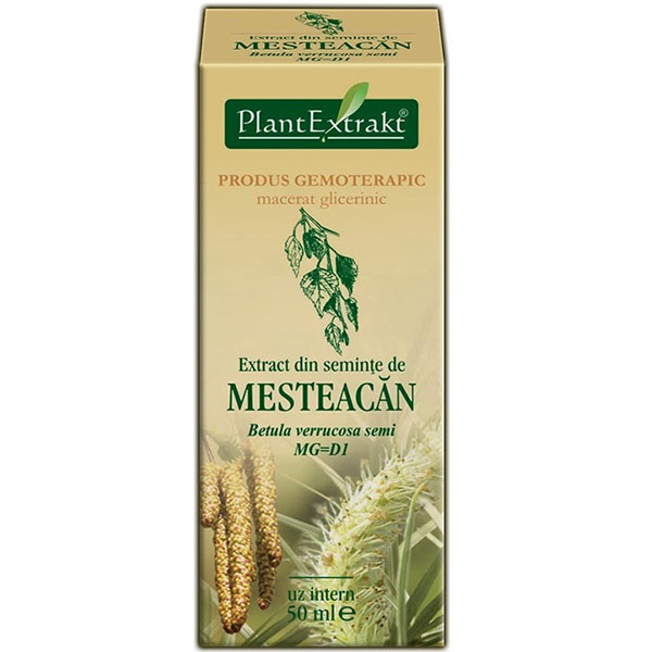 PlantExtract Extract din seminte de mesteacan 50 ml