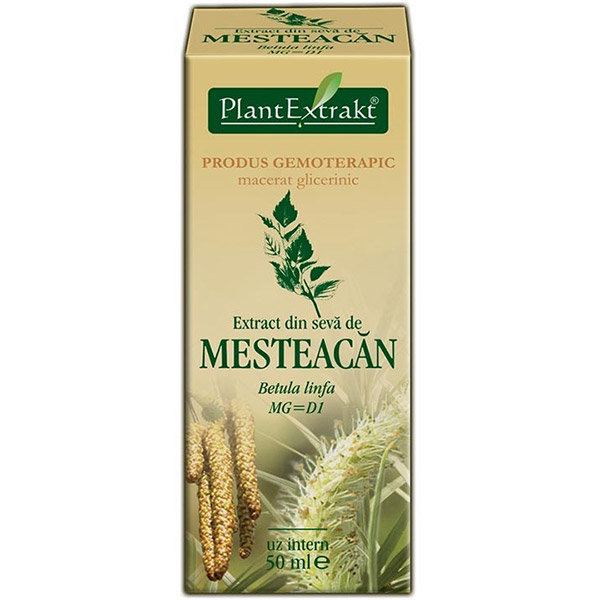 PlantExtract Extract seva de mesteacan 50 ml