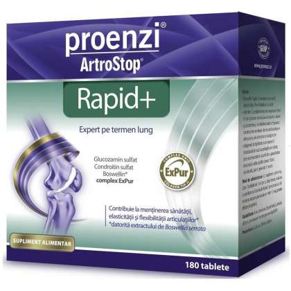 Proenzi Artrostop Rapid Plus 180 tablete