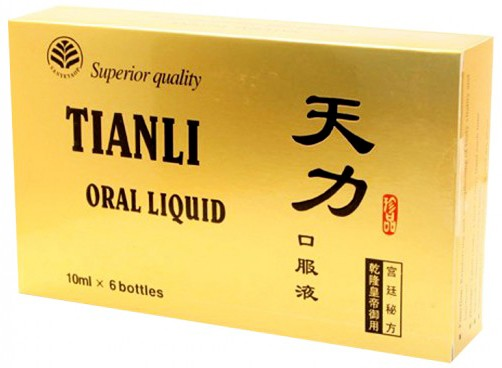 Tianli oral liquid Superior quality 6 fiole