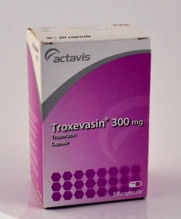 Troxevasin 300mg capsule