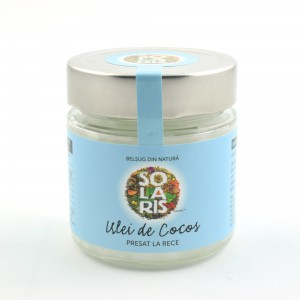 Solaris Ulei de cocos 200ml