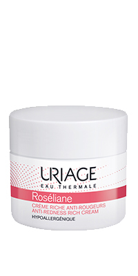 Uriage Roseliane crema antiroseata rich 40ml