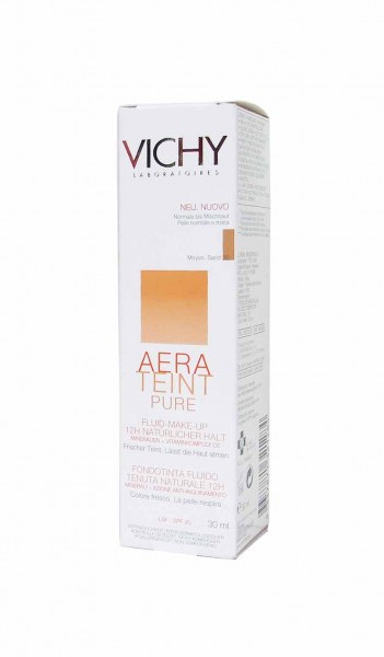 Vichy Fond de ten Aerateint fluid 35 sand