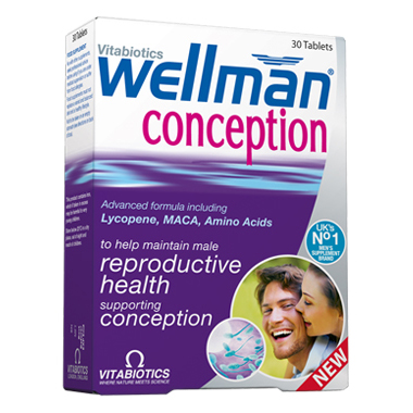 Wellman Conception 30 tablete