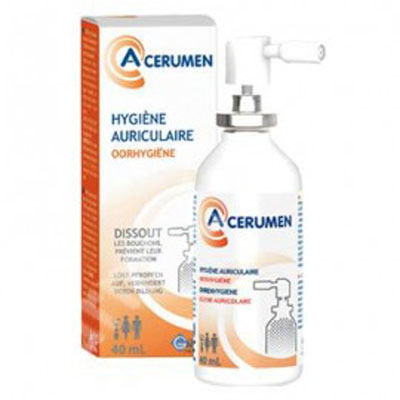 A-Cerumen spray auricular x 40ml
