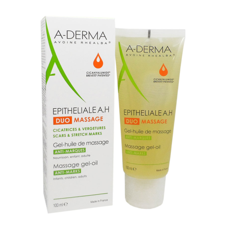 A-Derma Epitheliale A.H. Duo ulei masaj 100ml
