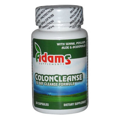 Adams Colon Cleanse 30 capsule
