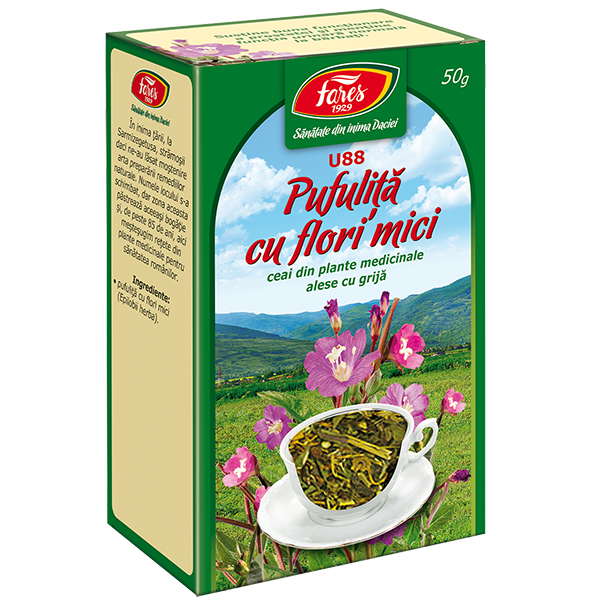 Ceaiul pentru hipertrofie de prostată