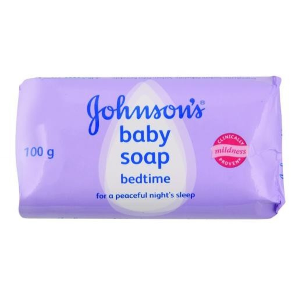 Sapun Johnsons Baby Bedtime cu levantica