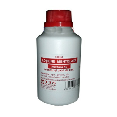 Mixtura mentolata Tis 100ml