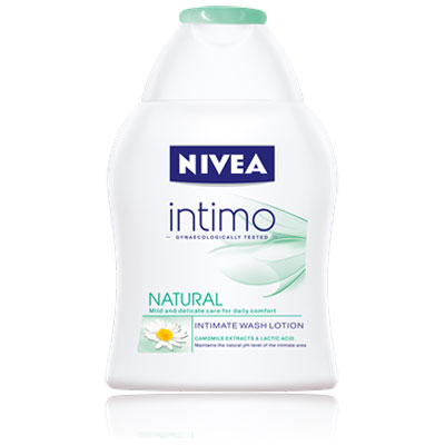 NIVEA Lotiune intima Natural 250ml