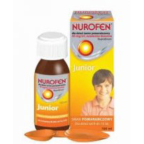 Nurofen Junior 200mg/5ml 100ml