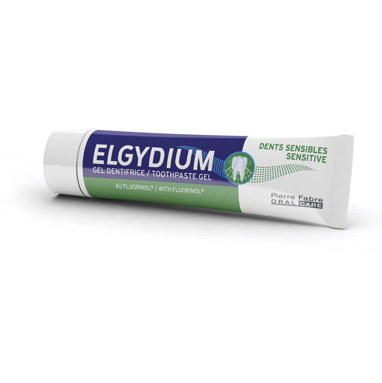 Elgydium Pasta de dinti gel Sensitive 75ml