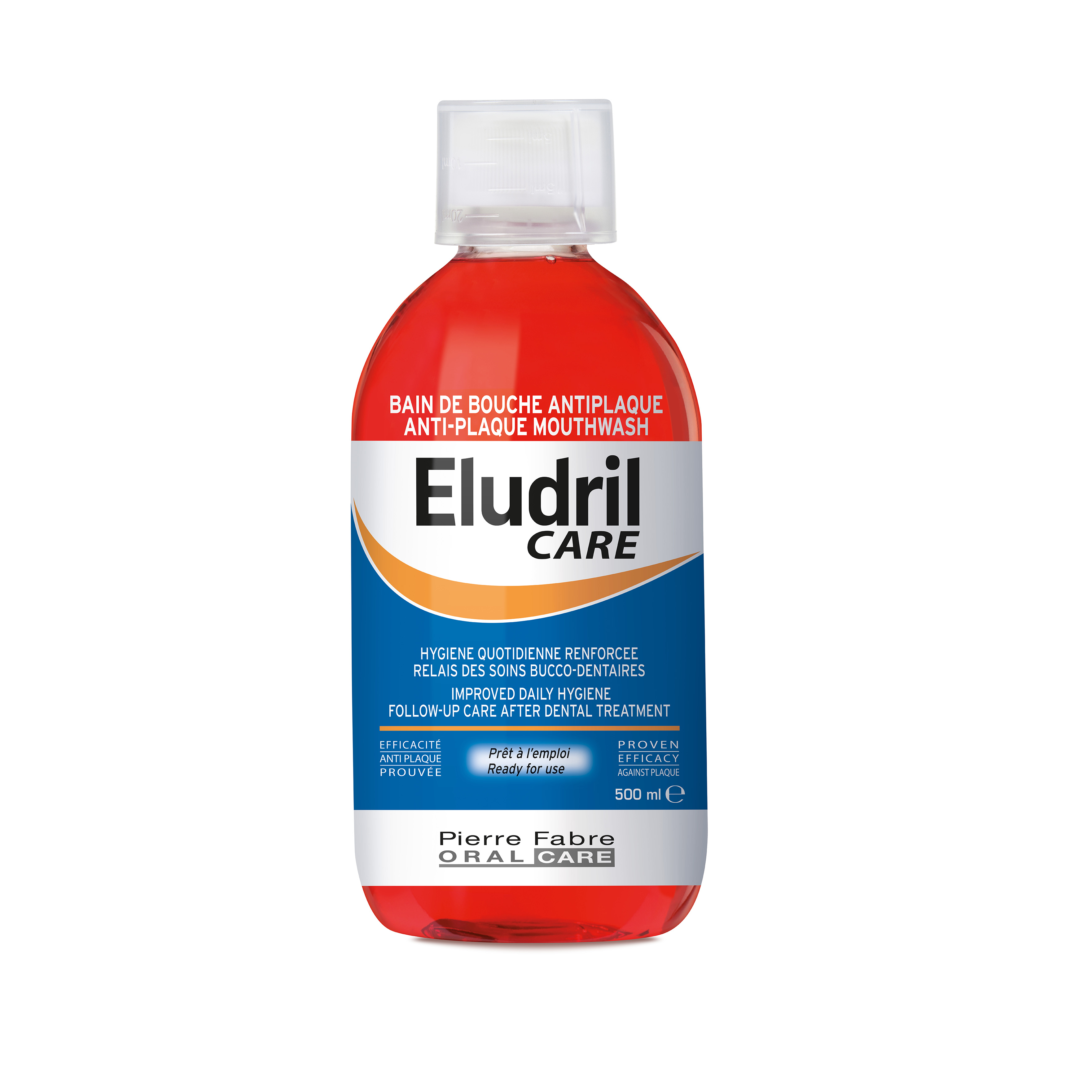 Eludril Care apa de gura 500ml