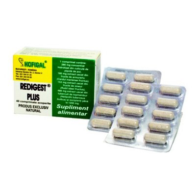 Redigest plus 40 capsule