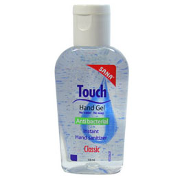 TOUCH - Gel antibacterian 59ml