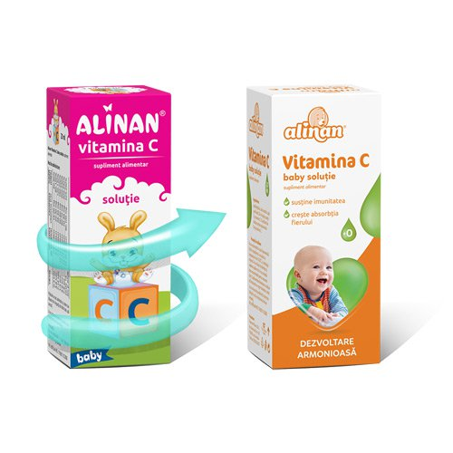 Alinan Vitamina C Baby 20ml