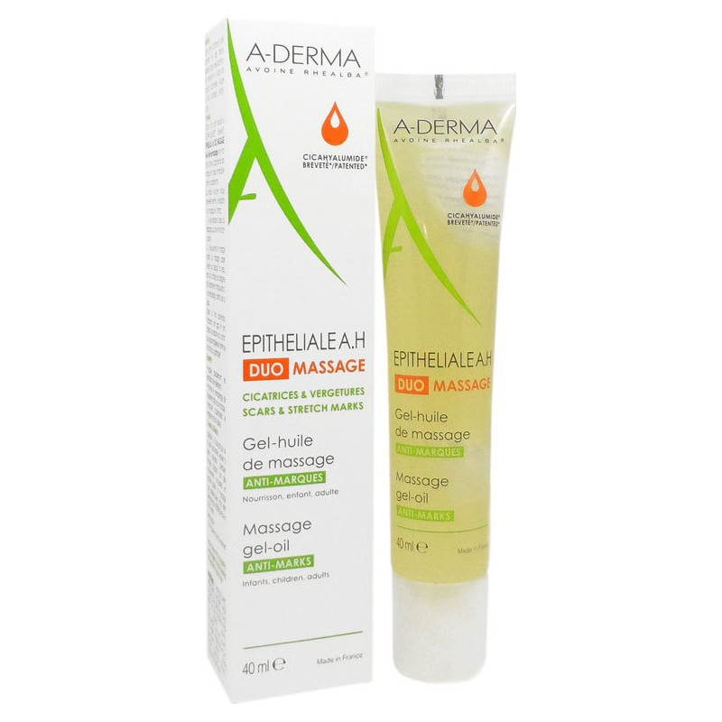 A-Derma Epitheliale A.H. Duo ulei masaj 40ml