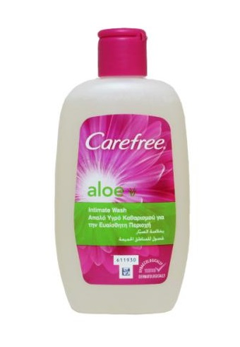 CAREFREE Intimate Sapun intim aloe 200ml