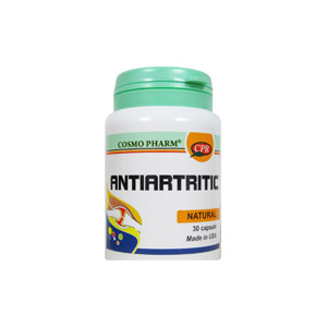 Antiartritic natural