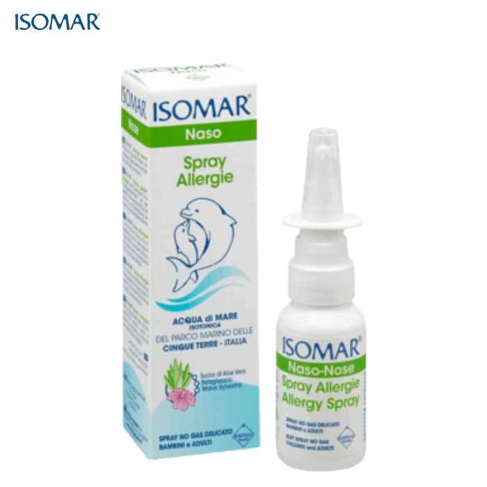 Isomar spray alergii 30ml