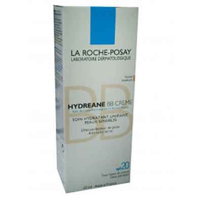 LA ROCHE-POSAY Hydreane BB Medium 40ml