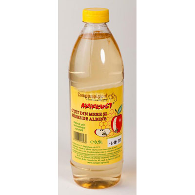 Otet de mere cu miere pentru ten