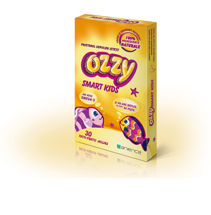 Ozzy Smart Kids x 30 jeleuri