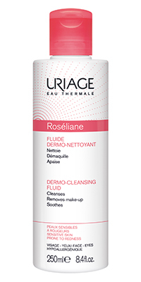Uriage Roseliane fluid de curatare antiroseata 250ml